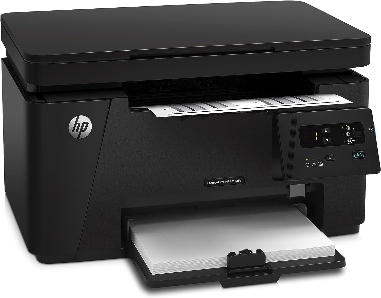 HP LaserJet Pro M125A - Impresora multifunción láser (monocromo ...