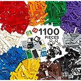 Play Platoon 1100 Piece Building Bricks Kit...