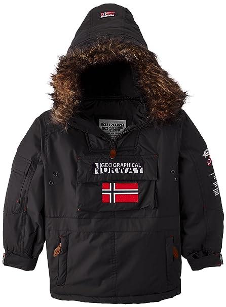 información para 2b582 b9585 Geographical Norway Building - Chaqueta para niño
