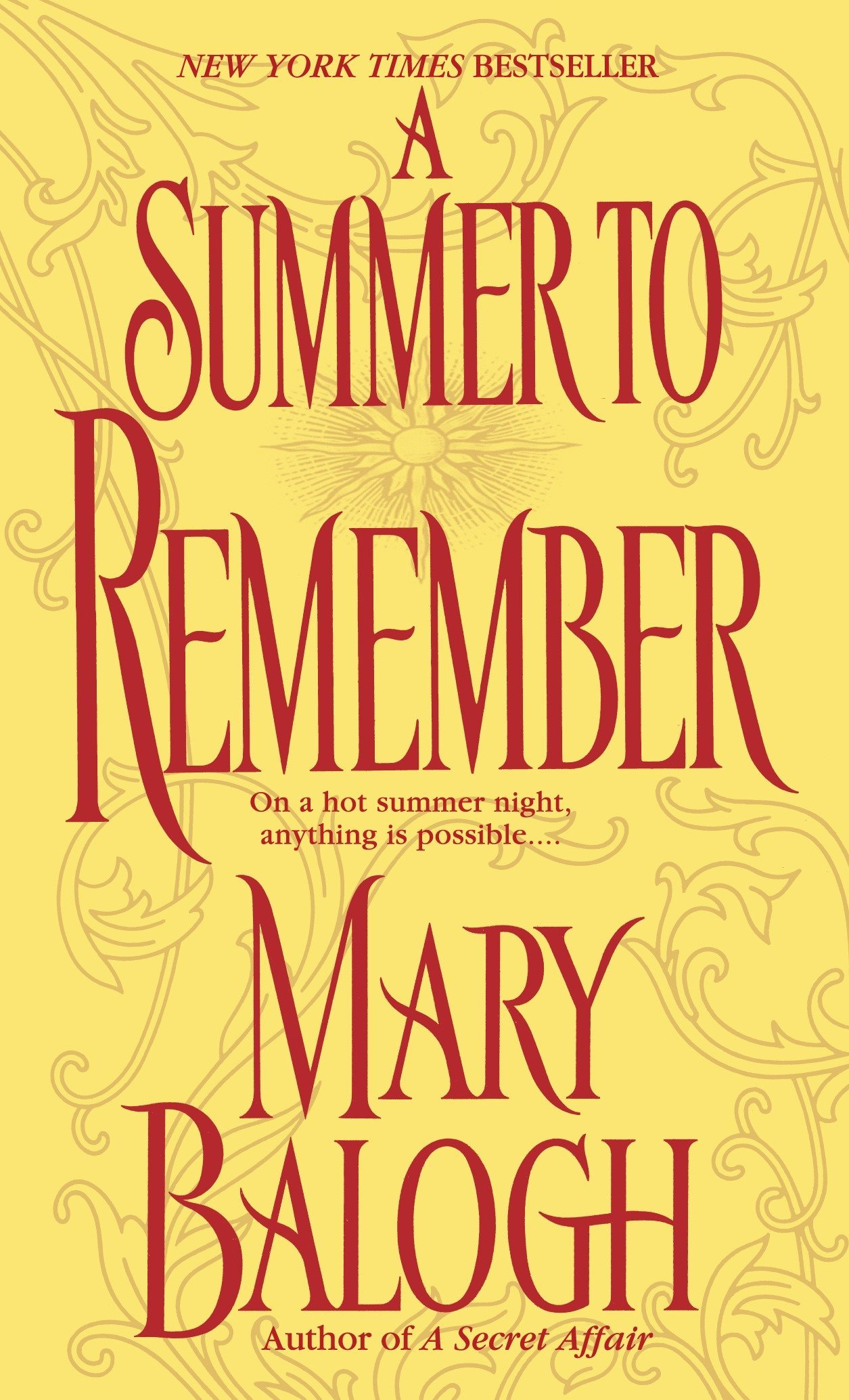 Read Online A Summer to Remember: A Bedwyn Family Novel (Get Connected Romances) PDF