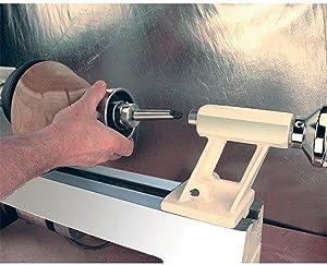 "Stick Fast T27597 - Chuck Reversing Adapter 1-1/4""-8 Pitch Chuck 2/8"" Pitch Chuck to #2 Morse Taper"