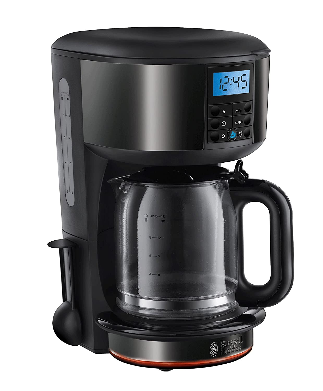 Russell Hobbs 20684-56 Legacy Black Macchina Caffè, Nero