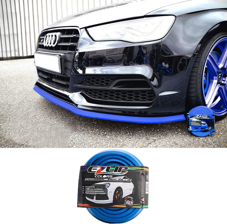 Original Ez Lip Color Spoiler Lippe Frontspoiler Heckspoiler In Blau Auto