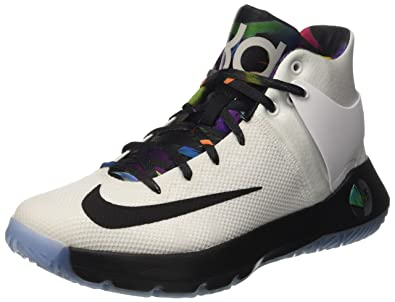 sneakers for cheap 4692e 8f1a5 Nike KD Trey 5 IV Black White Dark Grey Durant Mens Basketball 844571 010