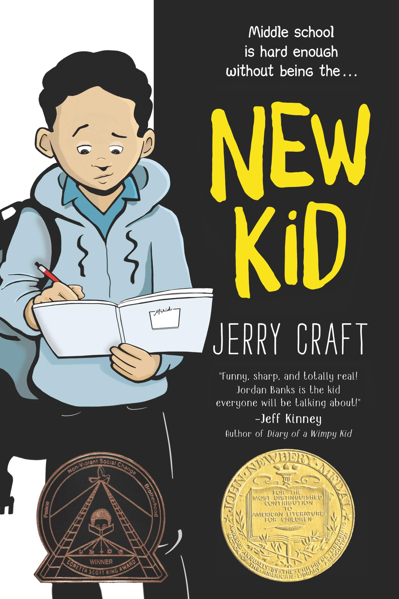 New Kid: Craft, Jerry, Craft, Jerry: 9780062691194: Amazon.com: Books