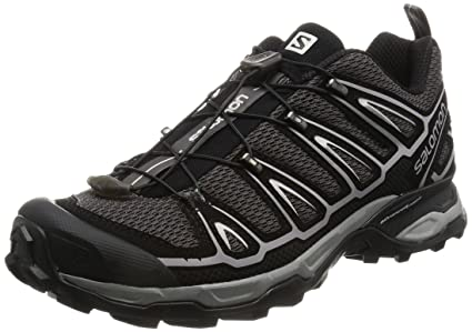 Salomon X Ultra 2 Hiking Shoes, Men's UK 11 (Black)