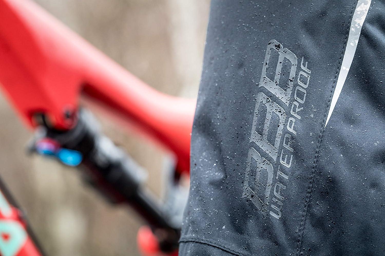 Leicht Atmungsaktiv und Wetterfest F/ür Radfahren BBW-270 BBB Cycling Fahrrad Mountainbike Regenhose Deltashield