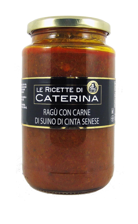 Ragù de Liebre de cocción lenta - Mejores ragout Gambero Rosso (500 g): Amazon.es: Alimentación y bebidas