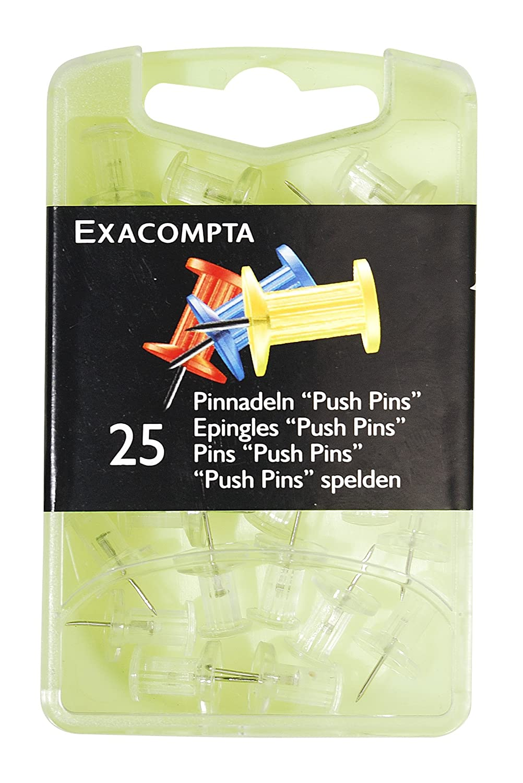 9 x 5.70 x 2.20 cm Cristal Exacompta 14712E Spilli
