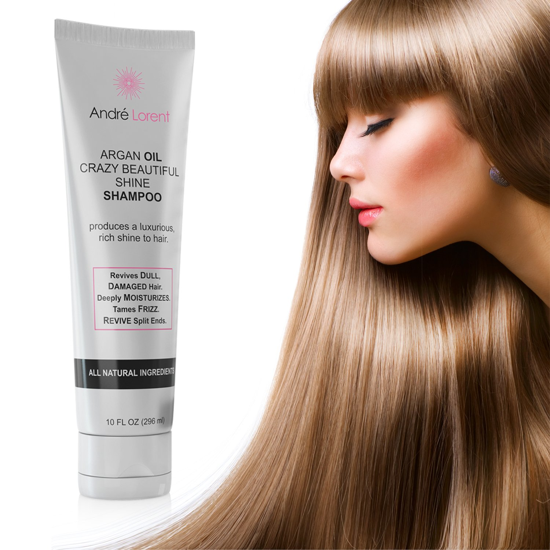 Amazon Argan Oil Shampoo Best For Dry Damaged Thinning