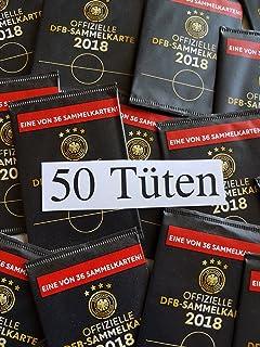 50x Dfb Sammelkarte Em 2016 Rewe Neu Ovp Amazonde Spielzeug