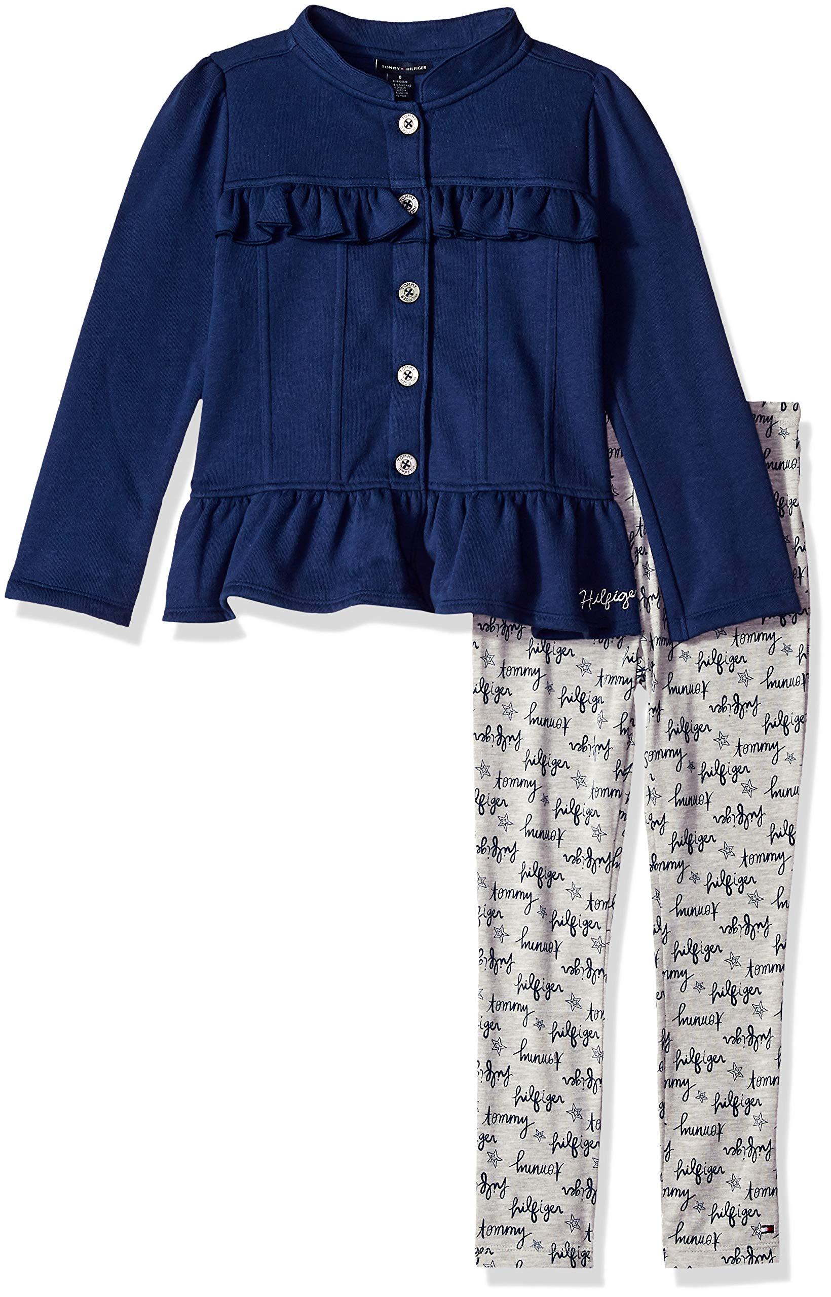 Tommy Hilfiger Girls' 2 Pieces Jacket Set
