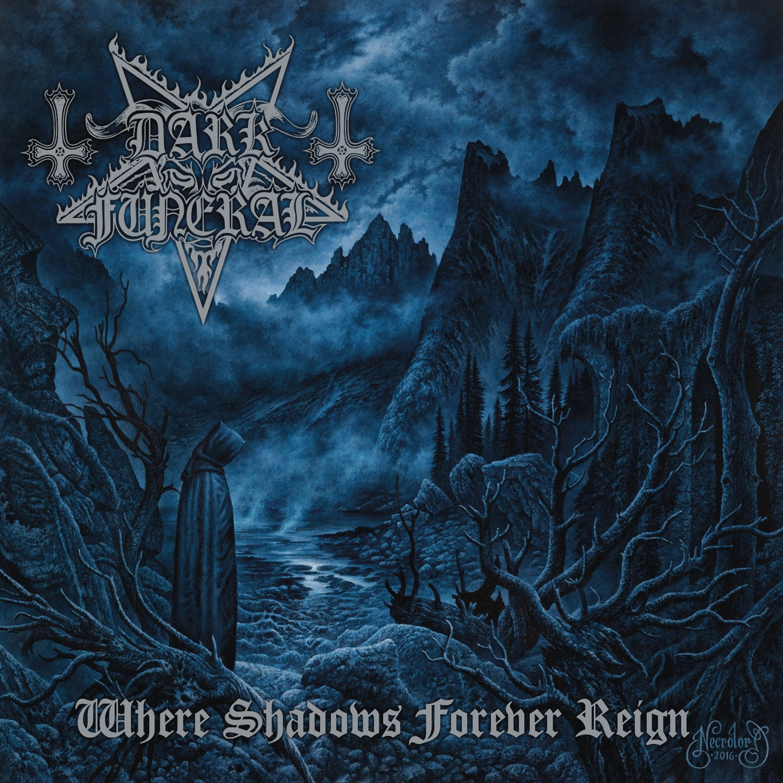 Vinilo : Dark Funeral - Where Shadows Forever Reign (Gatefold LP Jacket)