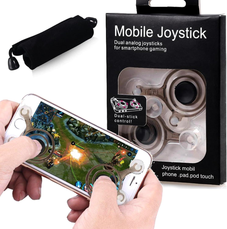 2 x mobile Joy Stick para smartphones y tabletas – de por ejemplo ...