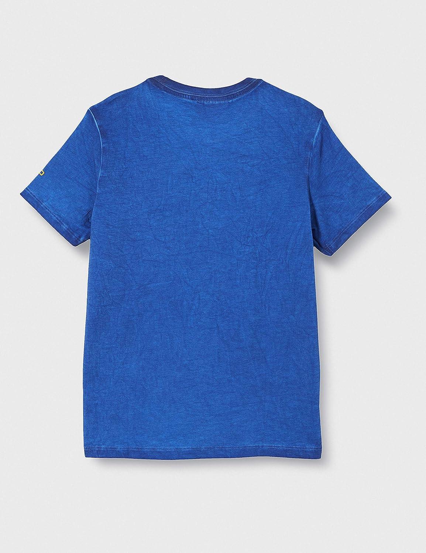 CMP T-Shirt Stretch Dyed Jersey Bambini e Ragazzi Royal 116