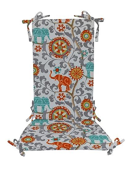 Fantastic Amazon Com Rsh Decor Indoor Outdoor Cracker Barrel Foam Uwap Interior Chair Design Uwaporg