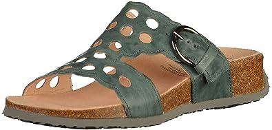 219530f6cb47e6 Think! 2-82363 Femmes Mule Vert, EU 43: Amazon.fr: Chaussures et Sacs