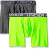 Under Armour series 6in Boxerjock 2pk - Ropa interior Hombre