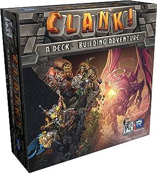 Renegade Game Studios RGS00552 - Clank, Juegos estándar de familias, Juego de Mesa de Cartas: Amazon.es: Juguetes y juegos