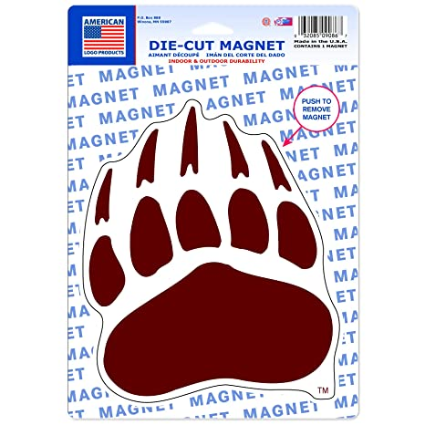 "Win Craft Montana Grizzlies Official Ncaa 6"" X 9"" Car Refrigerator Magnet 6x9 090867 by Win Craft"