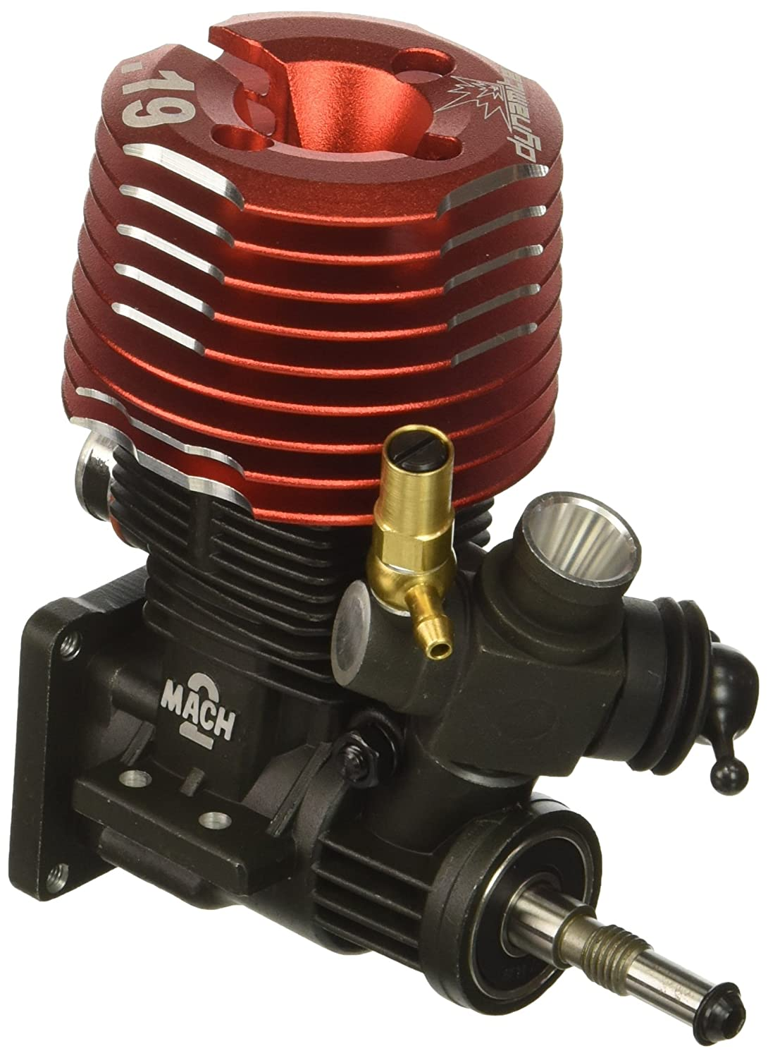 Dynamite Mach 2 .19T Replacement Engine for Traxxas Vehicles
