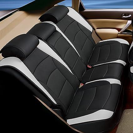 Amazon FH GROUP PU205013 Ultra Comfort Leatherette Bench Seat