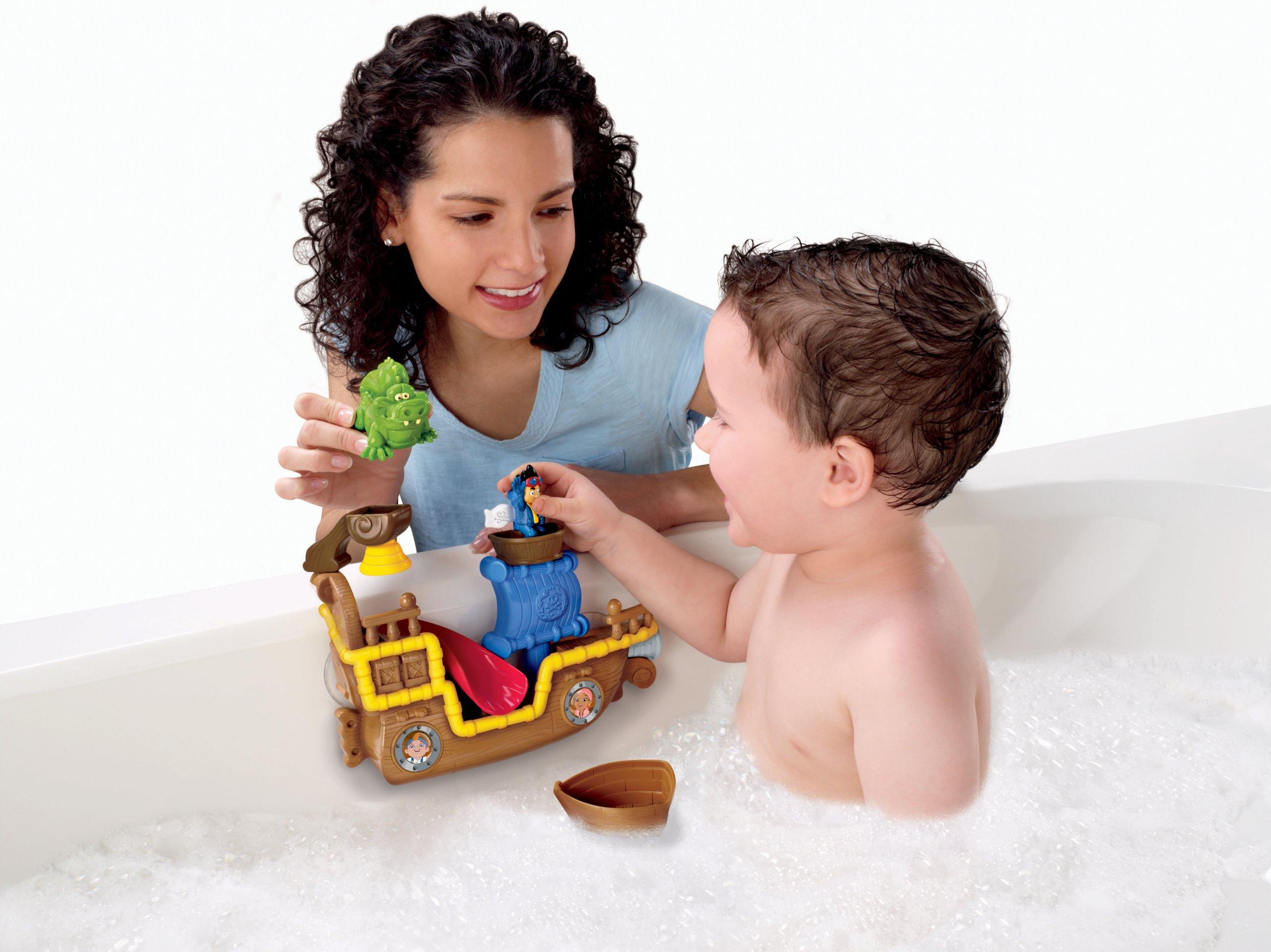 Fisher-Price Jake and the Never Land Pirates Splashin' Bucky Bath by Fisher-Price (Image #3)