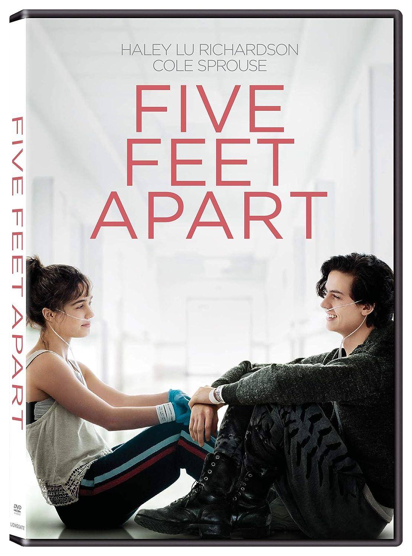 Amazon.com: Five Feet Apart: Cole Sprouse, Parminder Nagra, Claire ...