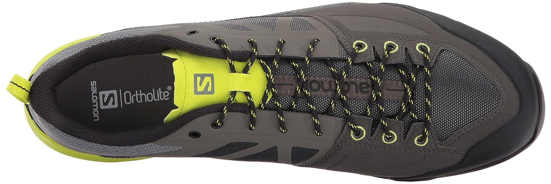 adidas X Alp Spry, Chaussures de Trail Homme Noir (Schwarz Schwarz)