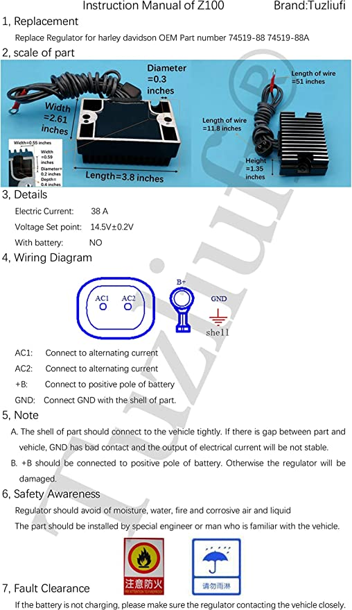 35 Harley Davidson Voltage Regulator Wiring Diagram