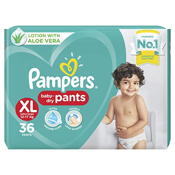 pampers xl pants 84