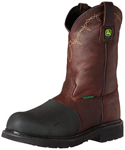 426f69afa16 John Deere Men's 11-Inch FR Steel Toe XRD Met Work Boot