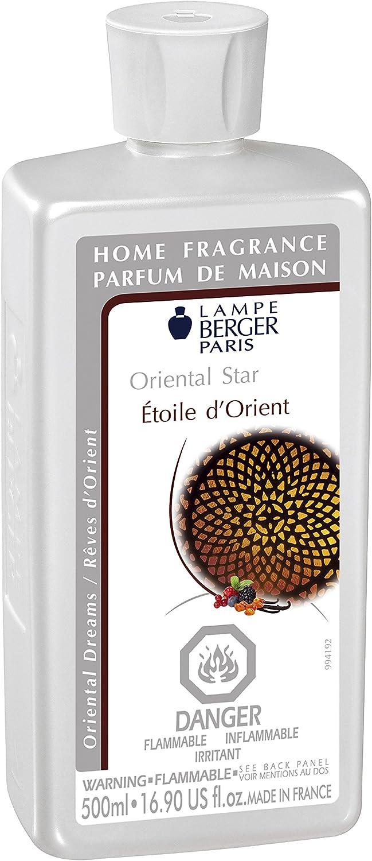 Lampe Berger Oriental Star Parfum De Maison, 500ml 16.9oz case of (6)