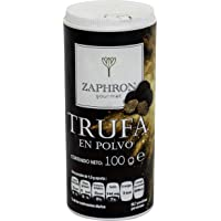 Zaphron Gourmet Polvo de Trufa, 100 g