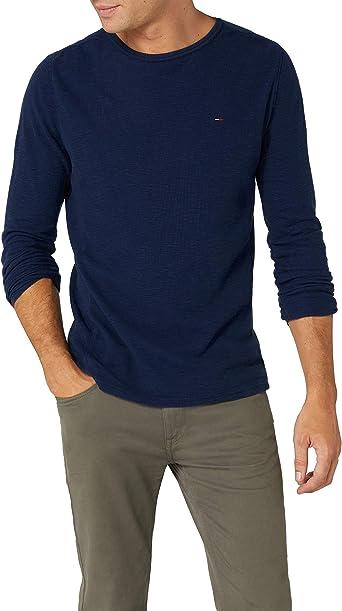 Tommy Hilfiger Knit Camisa para Hombre: Amazon.es: Ropa y accesorios