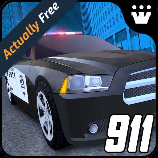 [911 Car Driving Academy] (Police Ambulance)