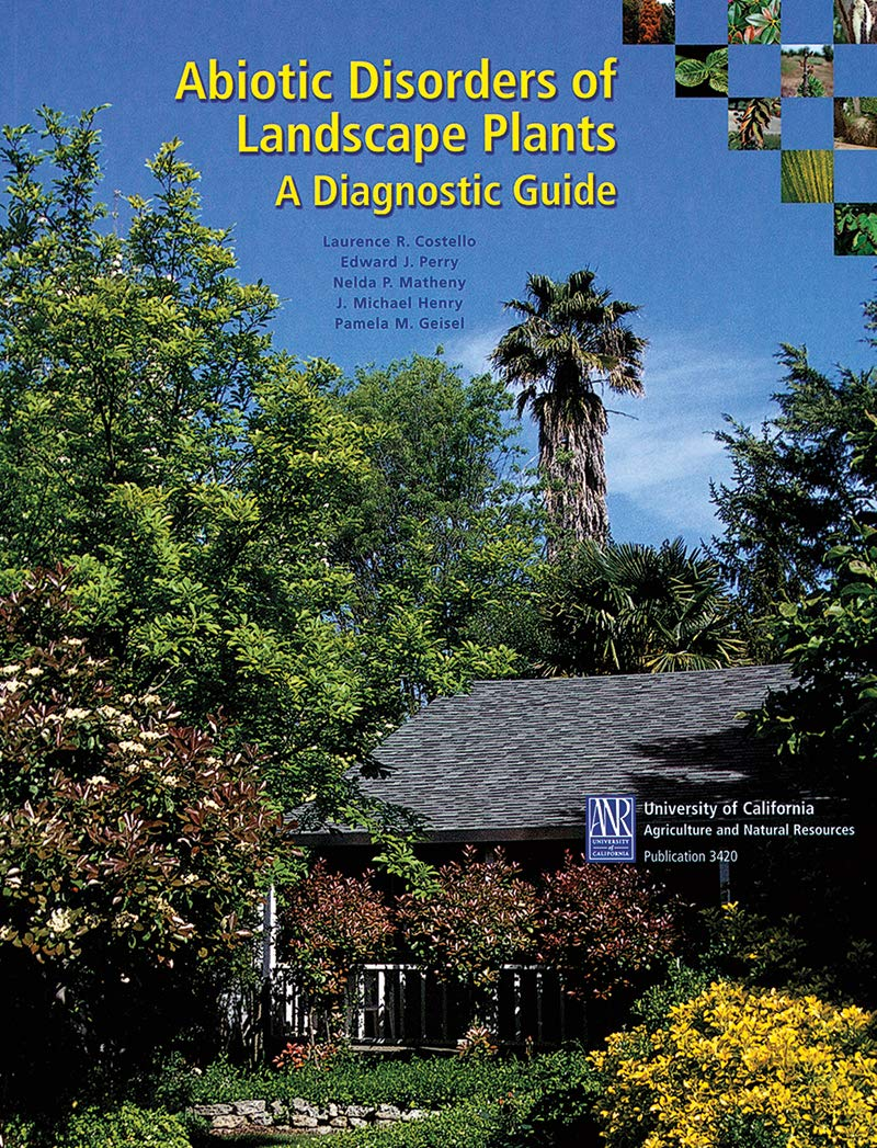 Abiotic Disorders of Landscape Plants: A Diagnostic Guide ebook