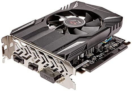 Amazon.com: ASRock Phantom GR Gaming AMD Radeon RX 560 GDDR5 ...