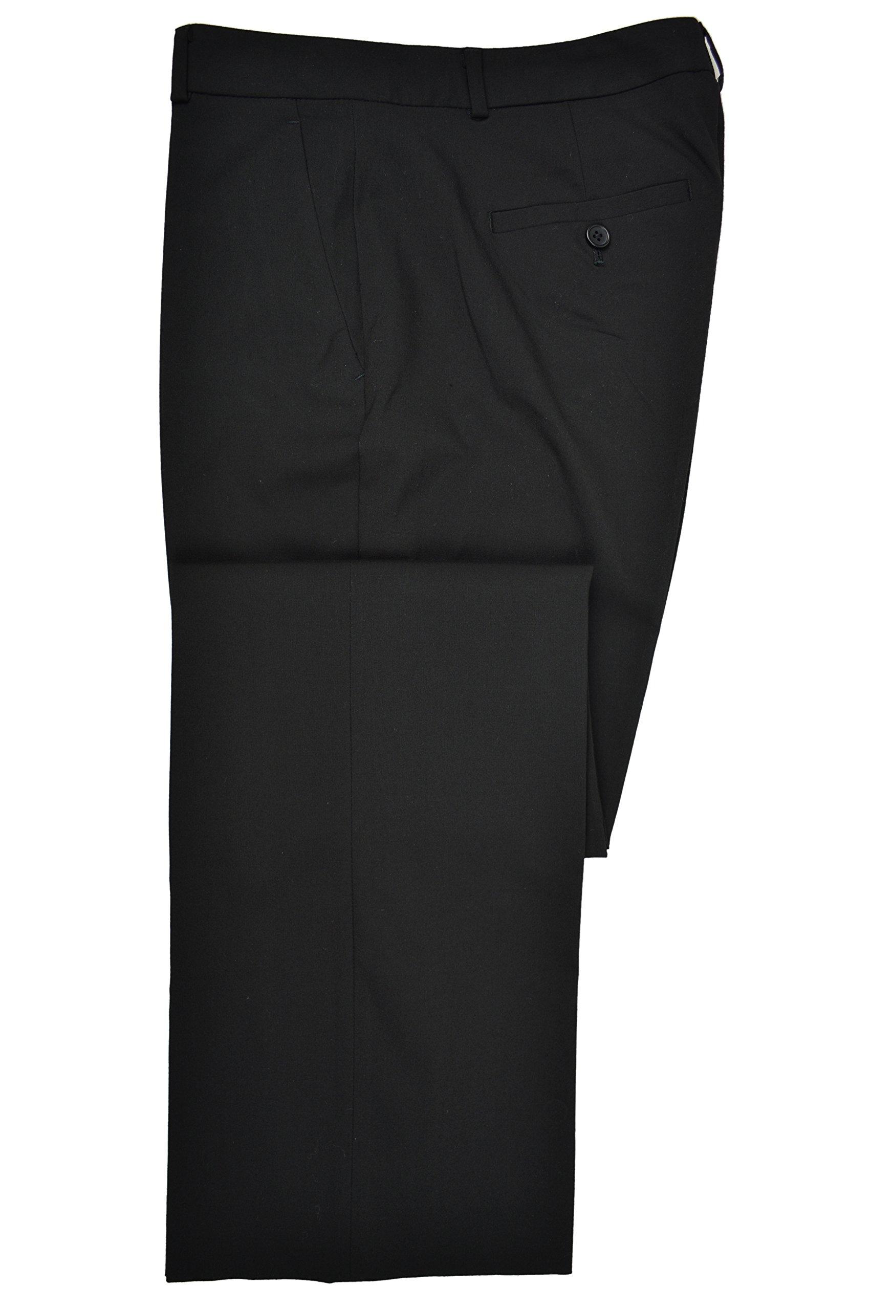 Banana Republic Women's Jackson-Fit Classic Suit Trouser Black 6R