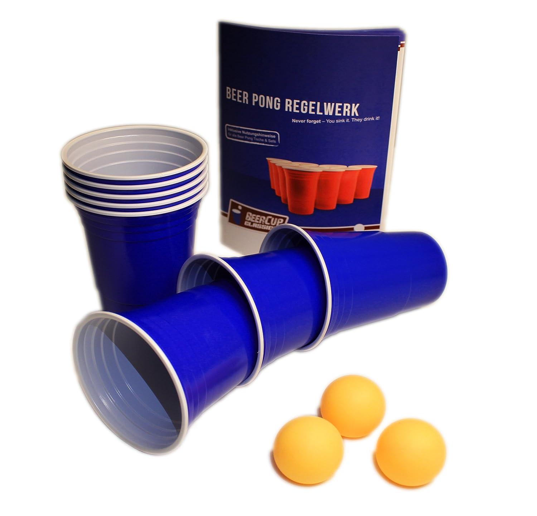 Red Cup Shots Schnapsgläser 2Oz 5cl Beer Pong Becher Party