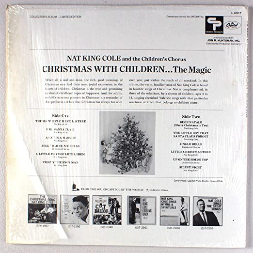 The Magic Of Christmas With Children