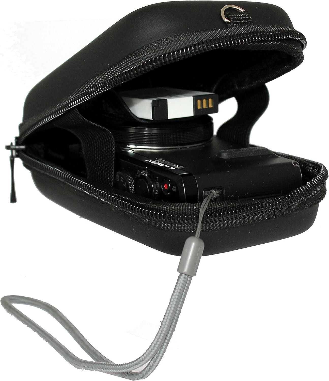Wasserabweisend Hard Case Mit Tasche Für Panasonic Kamera