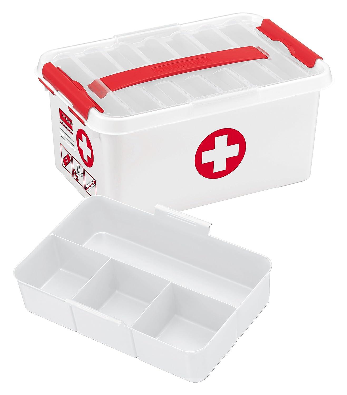 First Aid Storage Box - 6L Store 79201604
