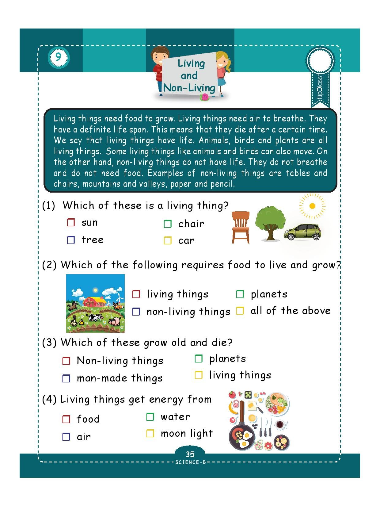 Buy Genius Kids Worksheets (Bundle) for Class 3 (Grade-3) - Set of 6 ...