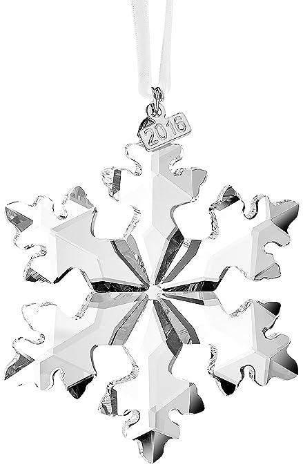 ffcc1a60e2d7 Amazon.com  Swarovski 5180210 Annual Edition 2016 Christmas Ornament ...