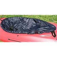 RUK Kayak Canoe Spraydeck Spray Deck Extra Large Cockpit Neoprene Waist Marathon Sprint Touring K1 K2 K4 ( A2)