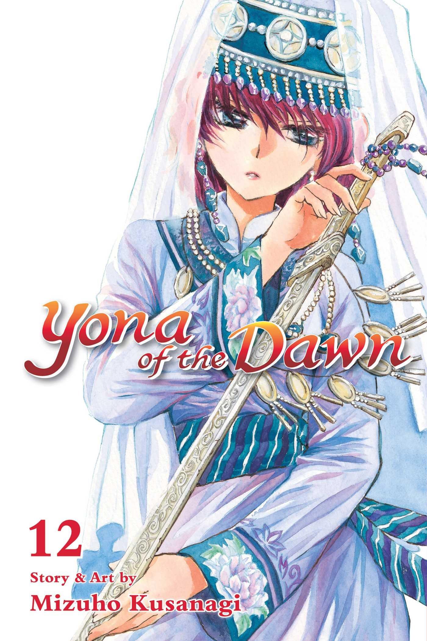 Yona of the Dawn, Vol. 12 pdf epub