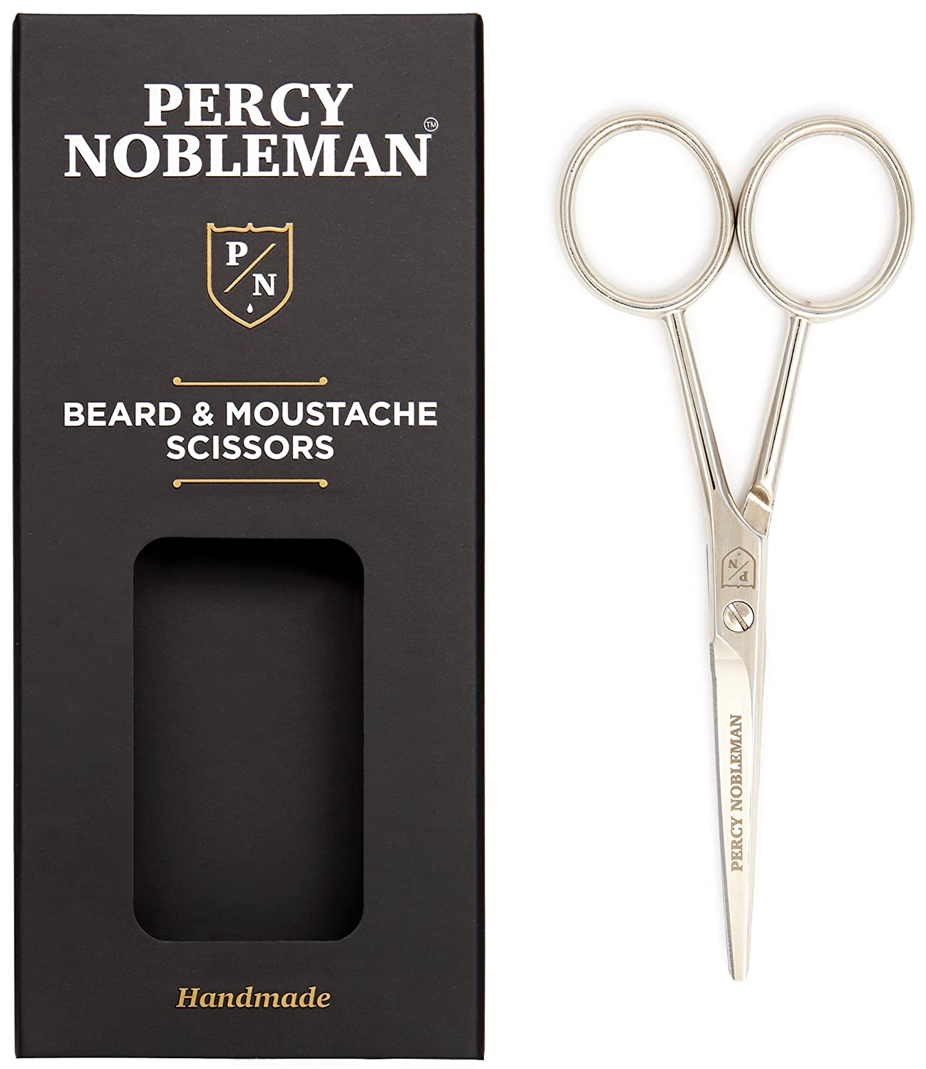 Percy Nobleman Beard Scissors – Barba Tijeras 3592.0