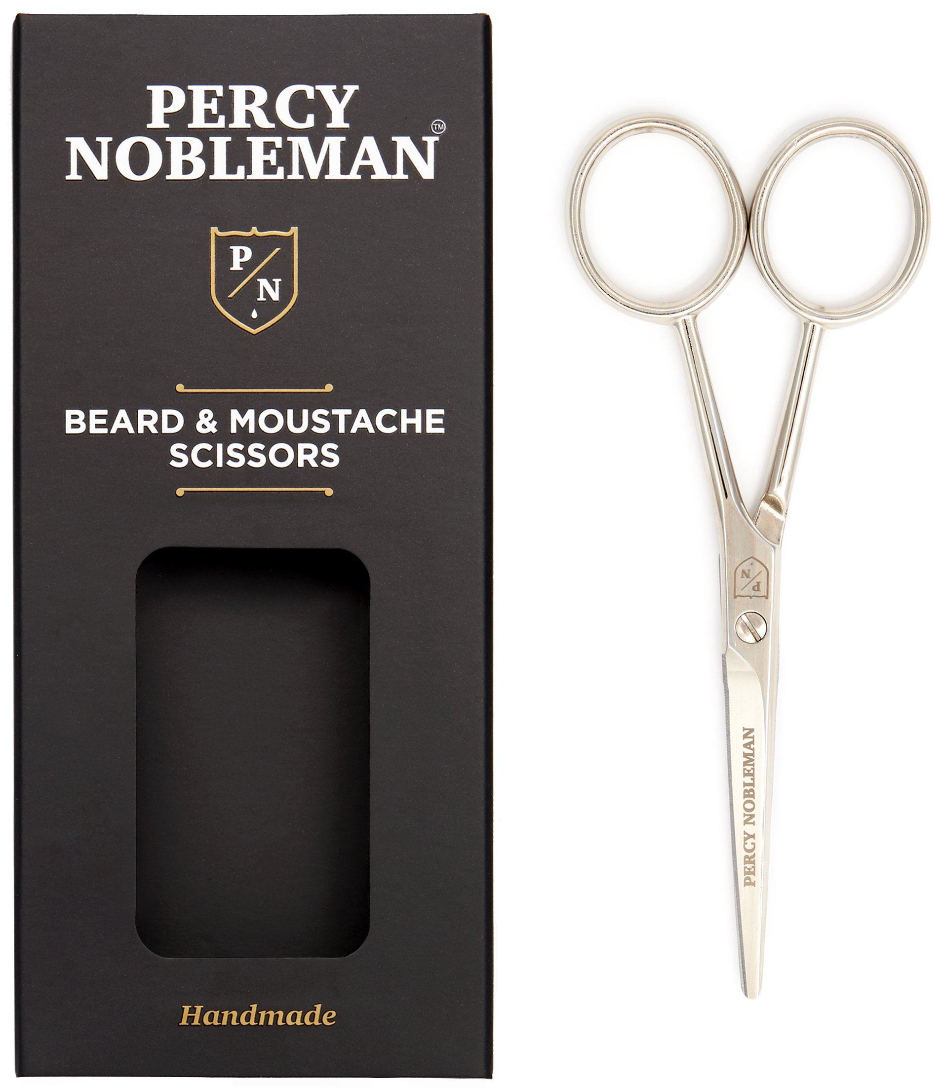 Beard and Mustache Scissors By Percy Nobleman