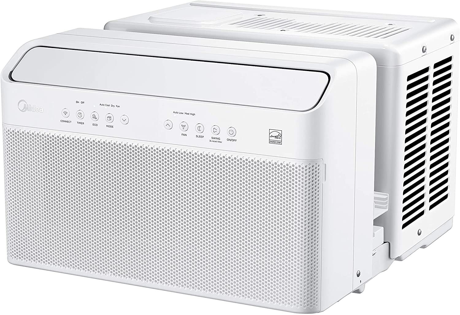 Midea U Inverter Window Air Conditioner 10,000BTU